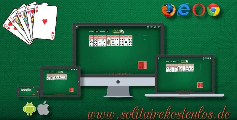 mobile solitaire spielen