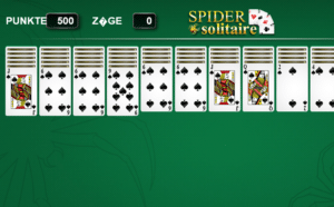 Image Spider Solitaire