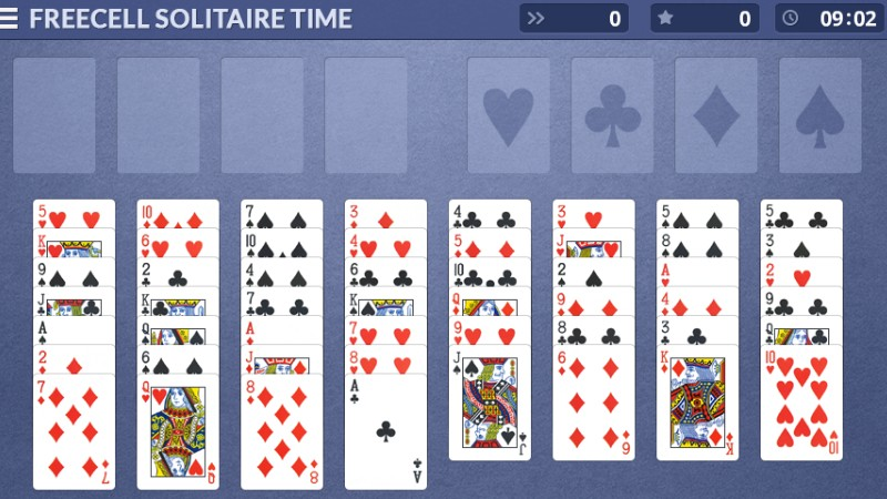 Image Freecell Solitaire Time